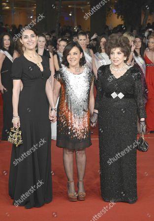 Editorial image of 'Storia di un Ragazzo Calabrese' film premiere, 7th International Rome Film Festival, Italy - 15 Nov 2012