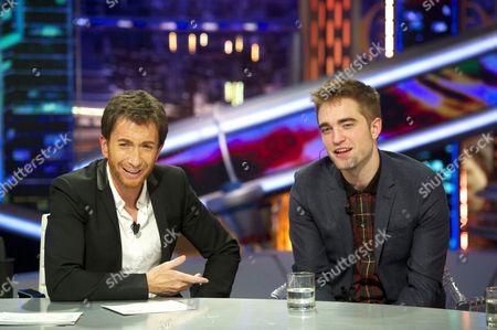 Editorial image of 'El Hormiguero' TV programme, Madrid, Spain - 15 Nov 2012