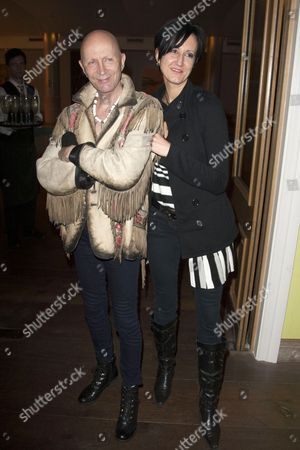 Editorial photo of 'Constellations' play press night after party, London, Britain - 16 Nov 2012