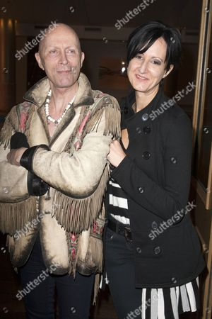 Editorial picture of 'Constellations' play press night after party, London, Britain - 16 Nov 2012
