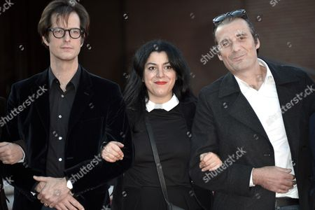 Editorial photo of 'The Gang of the Jotas' film premiere, 7th International Rome Film Festival, Italy - 16 Nov 2012