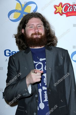 Stock Image of Casey Abrams