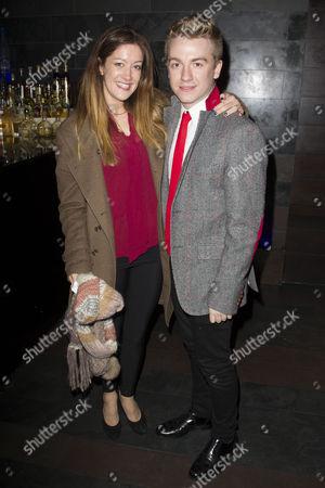 Julie Atherton and Steven Webb