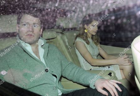 Charlie Fennell and Nicola Roberts