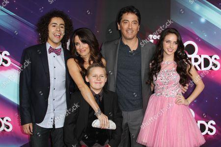Editorial photo of Nickelodeon's 2012 TeenNick HALO Awards, Los Angeles, America - 17 Nov 2012