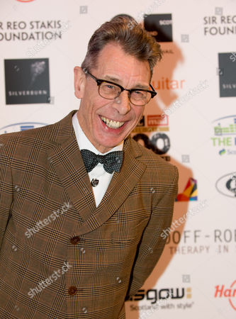 Editorial image of The Tartan Clef Awards 2012 at the Old Fruitmarket, Glasgow, Scotland, Britain - 17 Nov 2012