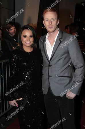 Editorial picture of Scottish BAFTA Awards, Glasgow, Scotland, Britain - 18 Nov 2012