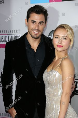 Hayden Panettiere and Scotty McKnight