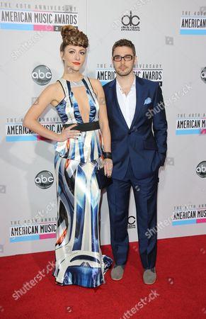Amy Heidemann and Nick Louis Noonan - Karmin