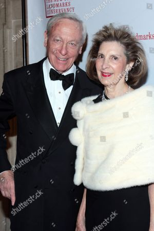 Stock Picture of Stanford Warshawsky and Sandra Warshawsky