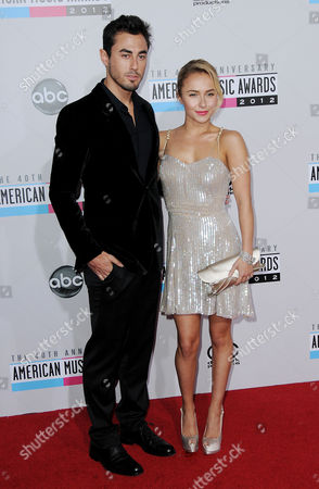 Scotty McKnight and Hayden Panettiere