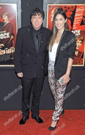 Editorial image of 'Hitchcock' film premiere in New York, America - 18 Nov 2012