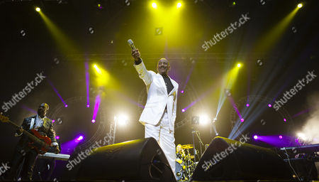 Editorial image of 'Once In A Lifetime' concert at the LG Arena, Birmingham, Britain - 09 Nov 2012