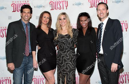 Editorial picture of 'Forever Dusty' at New World Stages!, New York, America - 11 Nov 2012