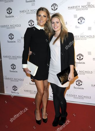 Editorial image of Manchester United Foundation Ladies Lunch, Manchester, Britain - 19 Nov 2012