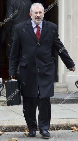 Head of the Civil Service, Sir Bob Kerslake