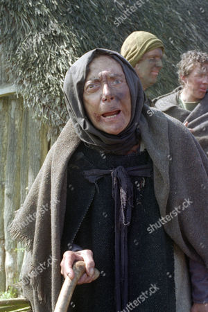 Stock Picture of Miriam Karlin as Hag