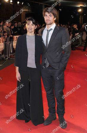Editorial photo of 'The Impossible' film premiere, London, Britain - 19 Nov 2012