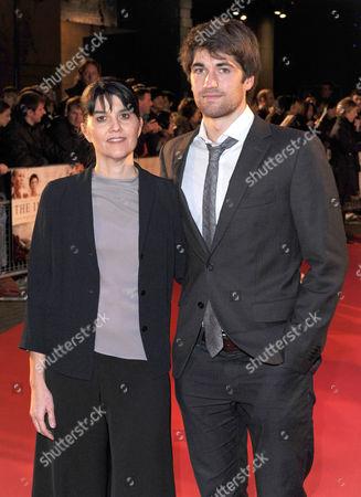 Stock Image of Maria Belon and Lucas Belon