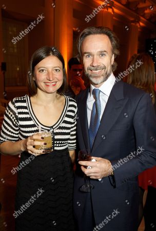 Jane Wareing and Marcus Wareing
