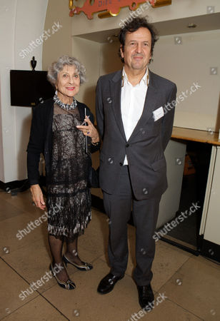 Joan Burstein and Simon Burstein