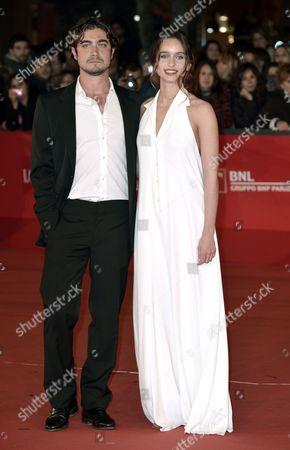 Editorial image of 'Cosimo E Nicole' film premiere, 7th International Rome Film Festival, Italy - 16 Nov 2012