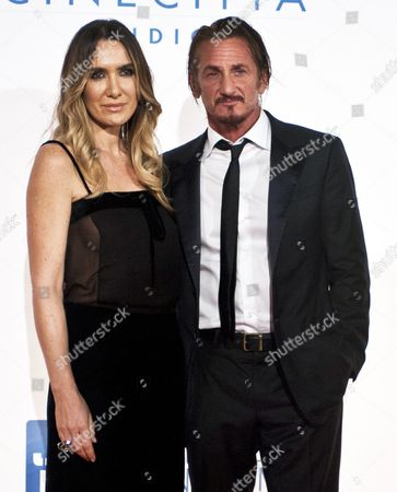 Desiree Colapietro and Sean Penn