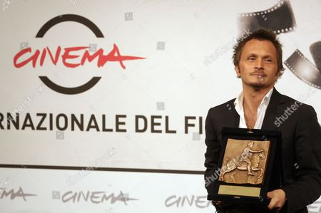 Editorial image of Official Awards at the 7th International Rome Film Festival, Italy - 17 Nov 2012