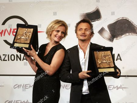 Editorial photo of Official Awards at the 7th International Rome Film Festival, Italy - 17 Nov 2012