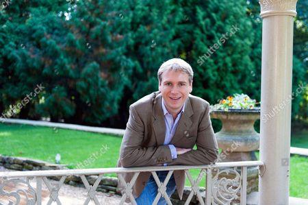 Grant Harrold at Eastington Park, near Stroud, Gloucsestershire