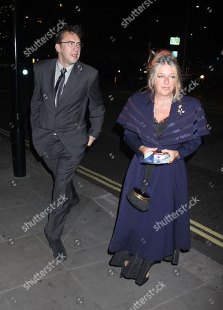 Editorial picture of The Royal Variety Performance after party at the Hilton Hotel, London, Britain - 19 Nov 2012