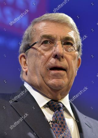 Stock Photo of Sir Roger Carr, CBI president