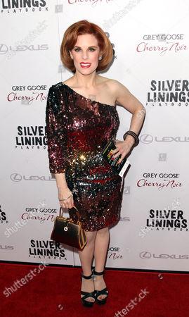 Editorial image of 'Silver Linings Playbook' film screening, Los Angeles, America - 19 Nov 2012