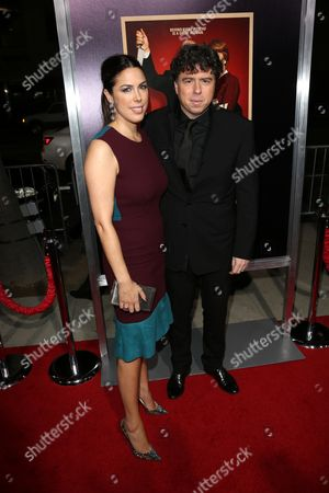 Sacha Gervasi and wife Jessica de Rothschild