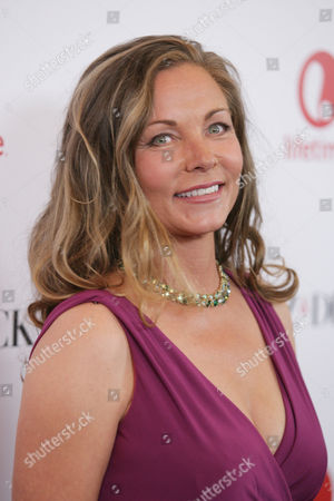 Stock Picture of Theresa Russell