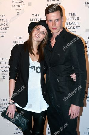 Editorial picture of Chanel 'The Little Black Jacket' exhibition opening, Berlin, Germany - 20 Nov 2012