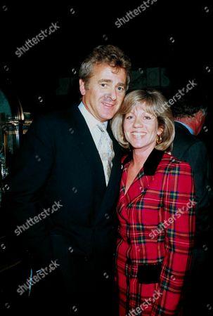 ROSS BENSON AND INGRID SEWARD WIFE 1992