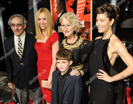 Editorial photo of 'Hitchcock' film premiere, Los Angeles, America - 20 Nov 2012