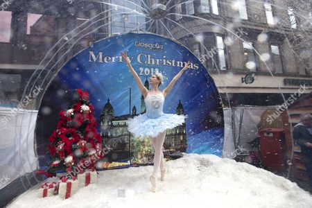 Editorial picture of 'The Nutcracker' theatre photocall, Glasgow, Scotland, Britain - 21 Nov 2012