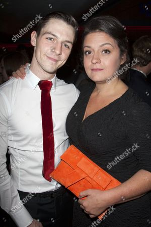 Editorial image of 'A Clockwork Orange' play after party and curtain call at Soho Theatre, London, Britain - 21 Nov 2012