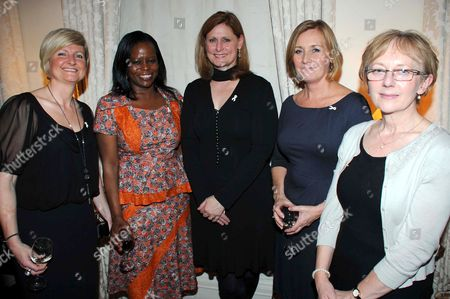Editorial photo of White Ribbon Alliance 'From Promises to Action' reception hosted by Babli Sharma, London, Britain - 21 Nov 2012