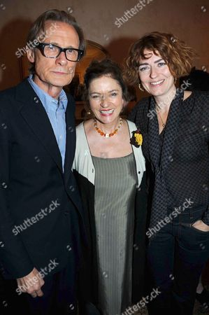 Bill Nighy, Diana Quick and Anna Chancellor