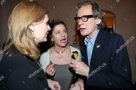 Sarah Brown, Diana Quick and Bill Nighy