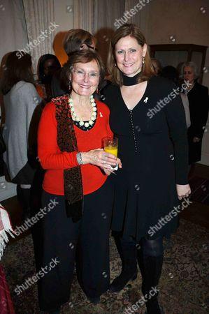 Pauline Macaulay and Sarah Brown