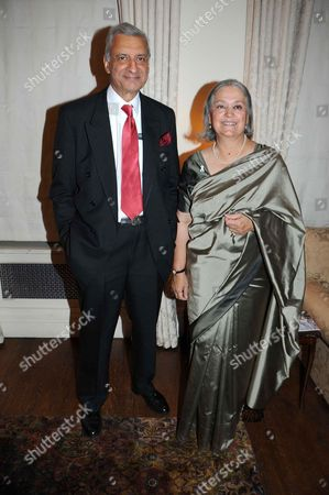 Kamalesh Sharma and Babli Sharma