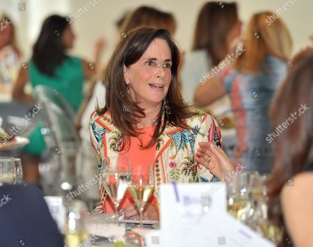 Editorial picture of Jewish Care's Women of Distinction Lunch at Phillips de Pury in London, Britain - 23 May 2012