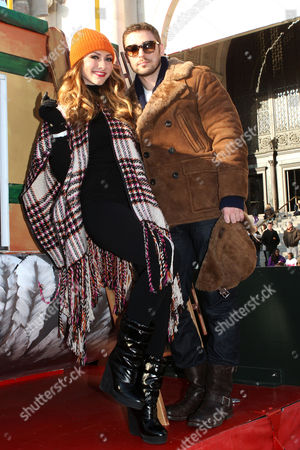 Stock Picture of Karmin - Amy Heidemann and Nick Louis Noonan