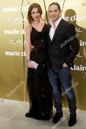 Editorial image of Marie Claire Prix de la Moda awards, Madrid, Spain - 22 Nov 2012