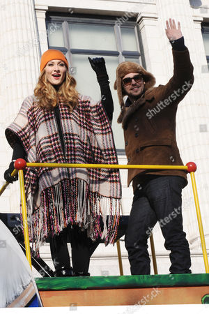 Editorial image of 86th Annual Macy's Thanksgiving Day Parade, New York, America - 22 Nov 2012