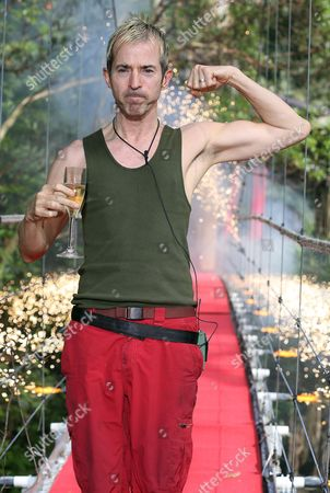 Limahl is the second evictee